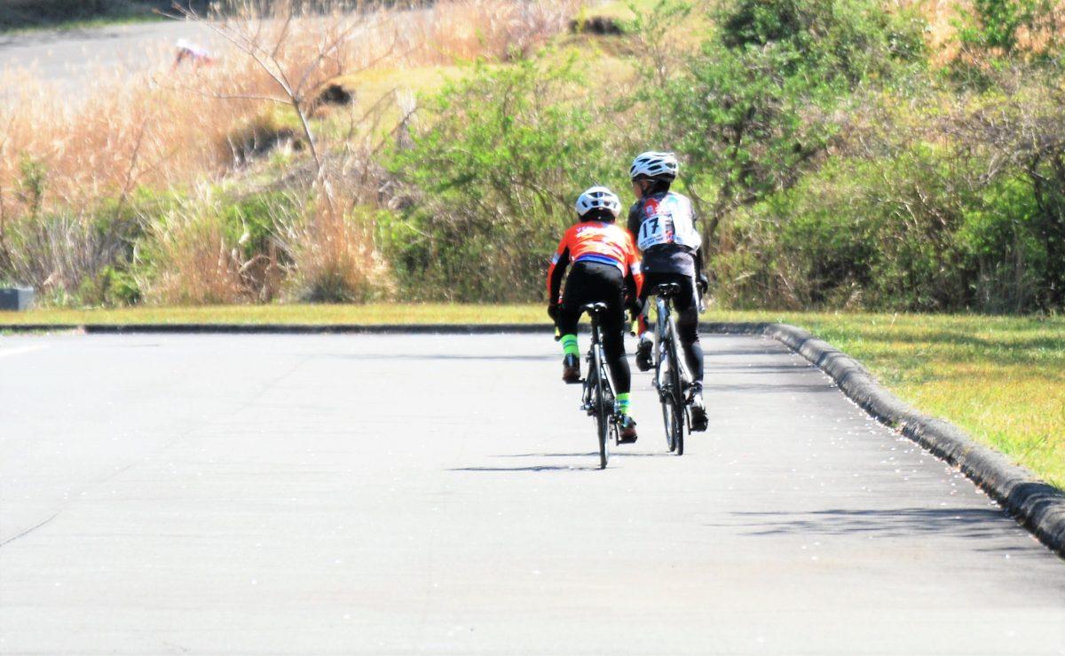 局員将醐の広報宣伝日誌【2018.4.8 チャレンジサイクルロードレース】